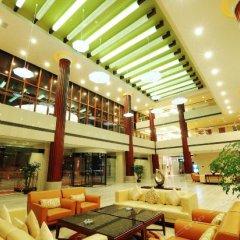 Отель Zhongxin Convention Center интерьер отеля