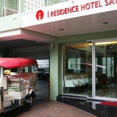 I Residence Hotel Silom городской автобус