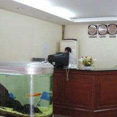 Tien My Hotel Ханой интерьер отеля фото 2