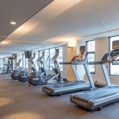 Отель Omni Mont-Royal Канада, Монреаль - отзывы, цены и фото номеров - забронировать отель Omni Mont-Royal онлайн фитнесс-зал фото 4