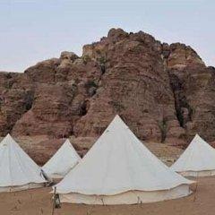 Отель The Rock Camp Иордания, Вади-Муса - отзывы, цены и фото номеров - забронировать отель The Rock Camp онлайн приотельная территория фото 2