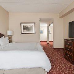Отель Columbus Airport Marriott США, Колумбус - отзывы, цены и фото номеров - забронировать отель Columbus Airport Marriott онлайн комната для гостей фото 5