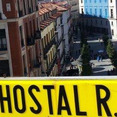 Отель Hostal Rober