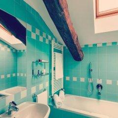Hotel Tremoggia Киеза-ин-Вальмаленко ванная
