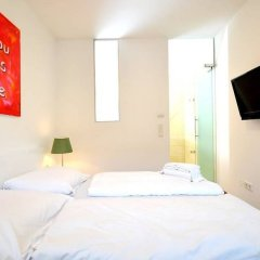 Апартаменты Vienna Residence Stylish Apartment for two People in the Center of Vienna Вена комната для гостей