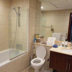Отель Bnbme - Burj Residence 7 Дубай ванная