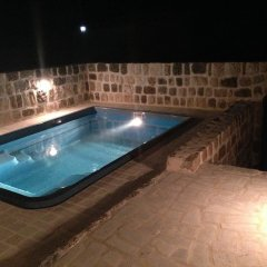 Отель Villa Old Olive бассейн