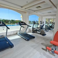 Отель Тропитель Сахль Хашиш фитнесс-зал фото 2