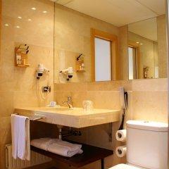 Отель Jaizkibel Испания, Фуэнтеррабиа - отзывы, цены и фото номеров - забронировать отель Jaizkibel онлайн ванная