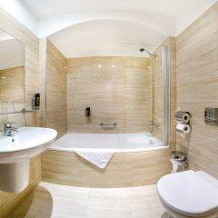 Elite Hotel Прага ванная