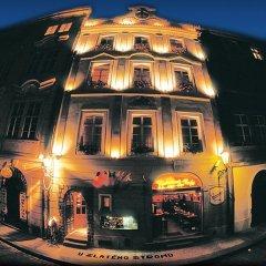 Отель U Zlateho Stromu Прага фото 4