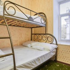 Гостиница Винтерфелл на Курской 2* Бюджетный номер с двуспальной кроватью фото 2