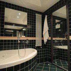 Отель PVH Charming Flats Janackovo Чехия, Прага - отзывы, цены и фото номеров - забронировать отель PVH Charming Flats Janackovo онлайн ванная