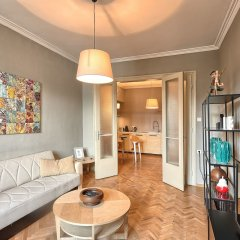 Апартаменты Baratero Downtown Apartment комната для гостей фото 2