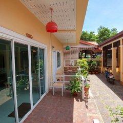 Отель Koh Larn De Beach балкон