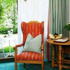 Отель Prinzregent Am Friedensengel Мюнхен в номере