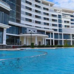 Navy Hotel Cam Ranh Камрань бассейн фото 3