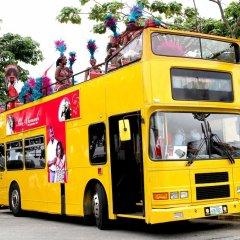 Отель AXARI Калабар городской автобус