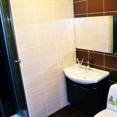 Гостиница Грин Отель в Иркутске 1 отзыв об отеле, цены и фото номеров - забронировать гостиницу Грин Отель онлайн Иркутск ванная фото 6