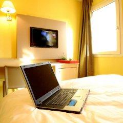 Отель Hôtel Ibis Toulouse Purpan Франция, Тулуза - отзывы, цены и фото номеров - забронировать отель Hôtel Ibis Toulouse Purpan онлайн удобства в номере