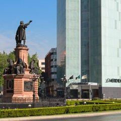 Отель Embassy Suites Mexico City Reforma Мехико