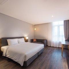 ENA Suite Hotel Namdaemun комната для гостей фото 2