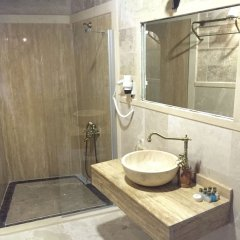 Aydinli Cave House Турция, Гёреме - отзывы, цены и фото номеров - забронировать отель Aydinli Cave House онлайн ванная