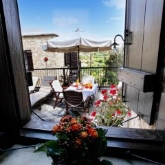 Отель Leonidas Village Houses питание фото 2