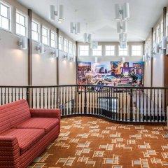 Отель Comfort Suites Columbus США, Колумбус - отзывы, цены и фото номеров - забронировать отель Comfort Suites Columbus онлайн интерьер отеля