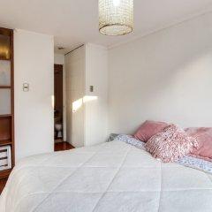 Отель UH ApartHotel Lastarria 70 сейф в номере