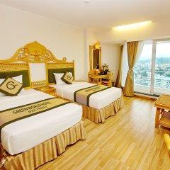 Green World Hotel Nha Trang Нячанг комната для гостей фото 4