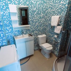 Мини-Отель Amosov's House ванная фото 4