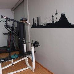 Апарт-отель Bertran фитнесс-зал фото 4
