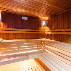 Отель NH Poznan сауна
