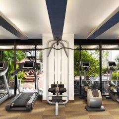 Отель Le Royal Meridien, Plaza Athenee Bangkok фитнесс-зал