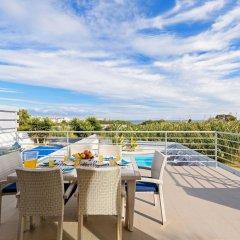 Отель Ayia Triada View Кипр, Протарас - отзывы, цены и фото номеров - забронировать отель Ayia Triada View онлайн балкон