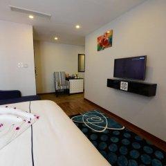 Hanoi Emerald Waters Hotel & Spa удобства в номере фото 2