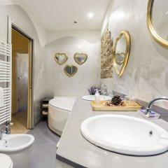 Апартаменты Signoria honeymoon apartment Флоренция ванная