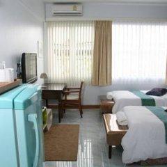 Отель Panasiri Таиланд, Бангкок - отзывы, цены и фото номеров - забронировать отель Panasiri онлайн комната для гостей фото 2