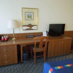 Отель 4mex Inn удобства в номере
