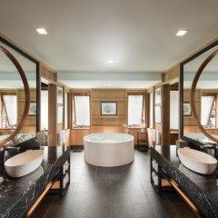 Отель Conrad Bora Bora Nui Французская Полинезия, Бора-Бора - 8 отзывов об отеле, цены и фото номеров - забронировать отель Conrad Bora Bora Nui онлайн ванная