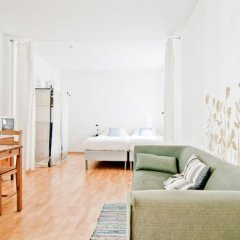 Апартаменты PrenzlBed Apartments комната для гостей фото 5