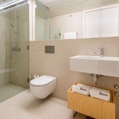 Отель Domum 3 Португалия, Порту - отзывы, цены и фото номеров - забронировать отель Domum 3 онлайн ванная