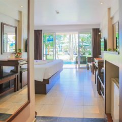 Отель Phuket Orchid Resort and Spa комната для гостей фото 2