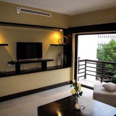 Отель Aldea Thai by Ocean Front Плая-дель-Кармен удобства в номере фото 2