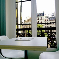 Апартаменты Conde Chic Studio балкон