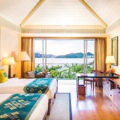 Отель Mandarin Oriental Sanya Санья комната для гостей фото 5