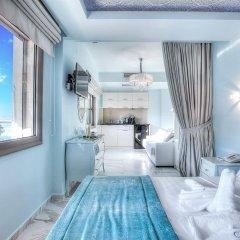 Отель Art Boutique Hotel Греция, Пефкохори - 1 отзыв об отеле, цены и фото номеров - забронировать отель Art Boutique Hotel онлайн комната для гостей фото 5