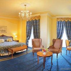 Отель Grand Hotel Trieste & Victoria Италия, Абано-Терме - 2 отзыва об отеле, цены и фото номеров - забронировать отель Grand Hotel Trieste & Victoria онлайн комната для гостей фото 2