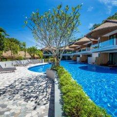 Отель Tup Kaek Sunset Beach Resort бассейн фото 2
